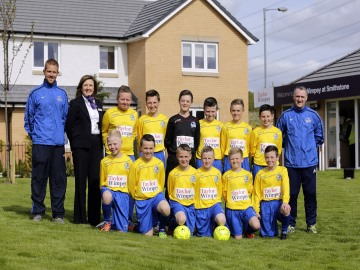 TWWS - Cumbernauld Colts - web story